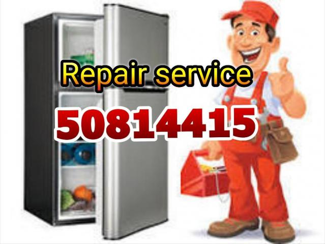 Fridge repair Qatar 50814415