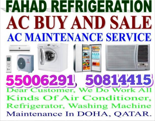 Fridge | Washing Machine | Ac Repair & All Maintenance In Doha Qatar...