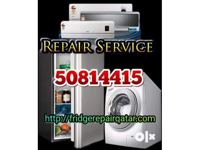 Fridge repair service qatar